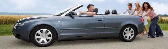 versicherten-Fahrzeug