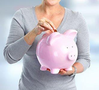 Monatlich mit kleinen Beiträgen im Versorgungswerk für die Rente vorsorgen