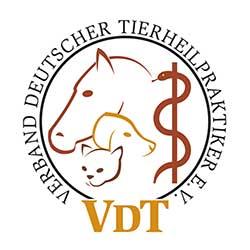 Logo Verband Deutscher Tierheilpraktiker