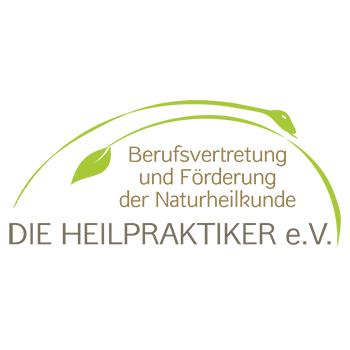 Die Heilpraktiker e.V. - Logo