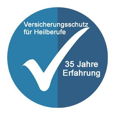 Zellerer GmbH 35 Jahre Versicherer für Heilberufe