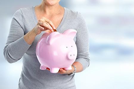 Sparen für Altersvorsorge mit Versorgungswerk